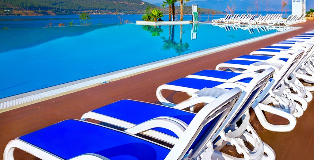 Nous avons déniché pour vous des hôtels 5* où sérénité et confort seront de mise...