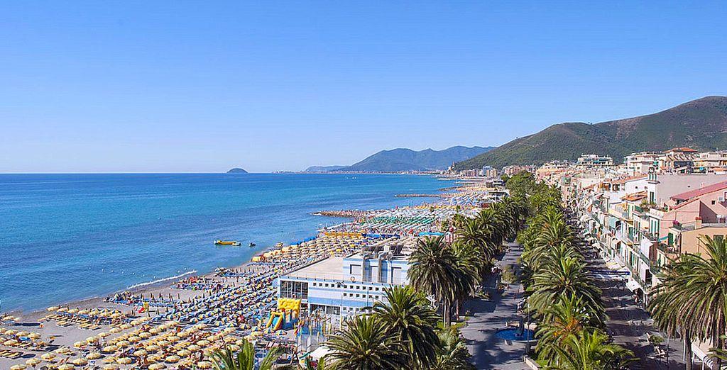 Aux grands panoramas ... Le soleil italien vous attend