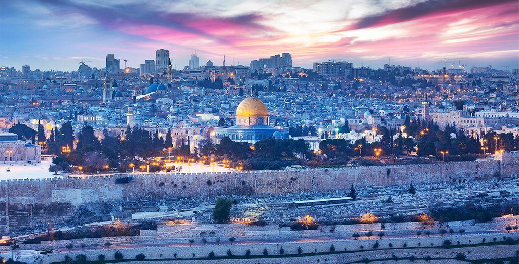 Découvrez la cultur incroyable d'Israël
