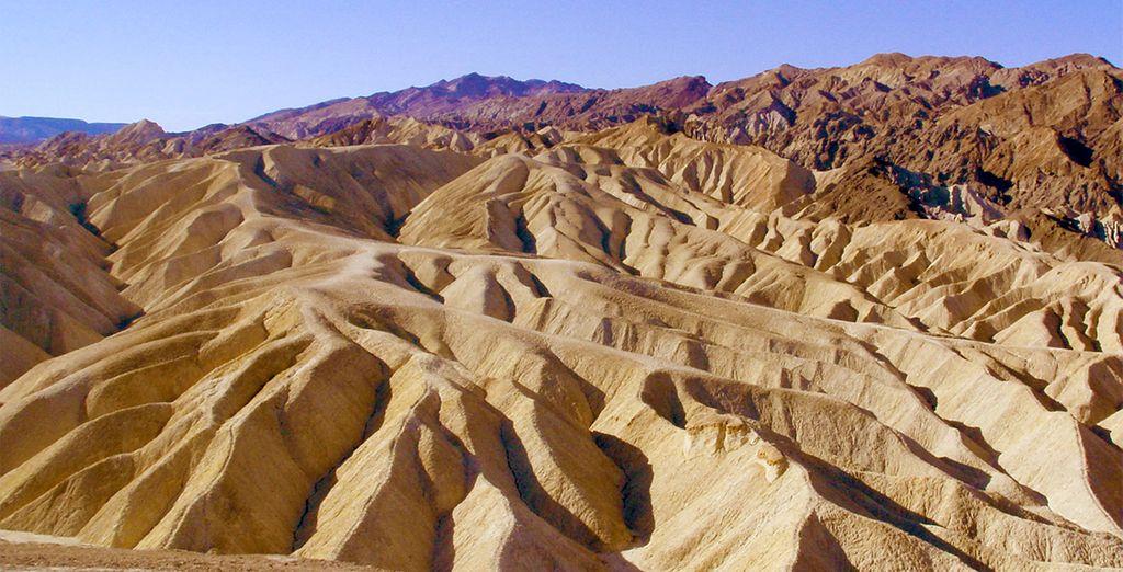 Vous traverserez Death Valley