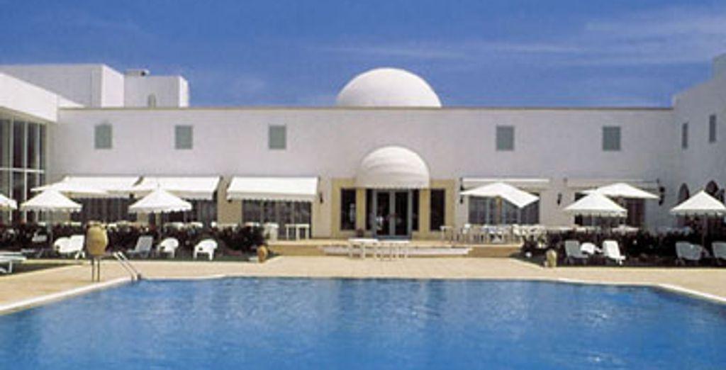 - Hôtel Vincci Flora Park **** - Hammamet - Tunisie Hammamet