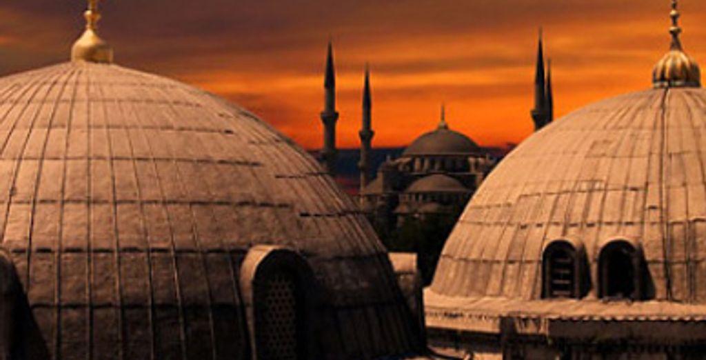 - Combiné hôtel Halic Park ***** + circuit Ayvalik - Istanbul au Marriott Asia ***** - Edremit - Turquie Ayvalik