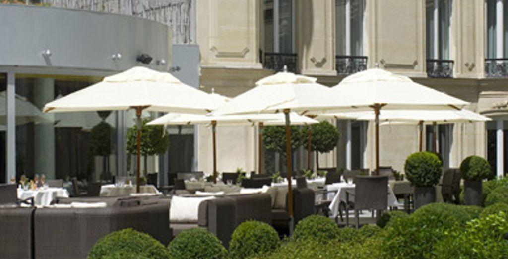 - Hôtel Fouquet's Barrière 5* - Paris - France Paris