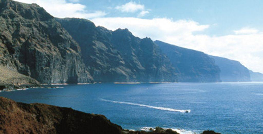 - Autotour Sur les routes de Tenerife - San Miguel - Tenerife Tenerife South