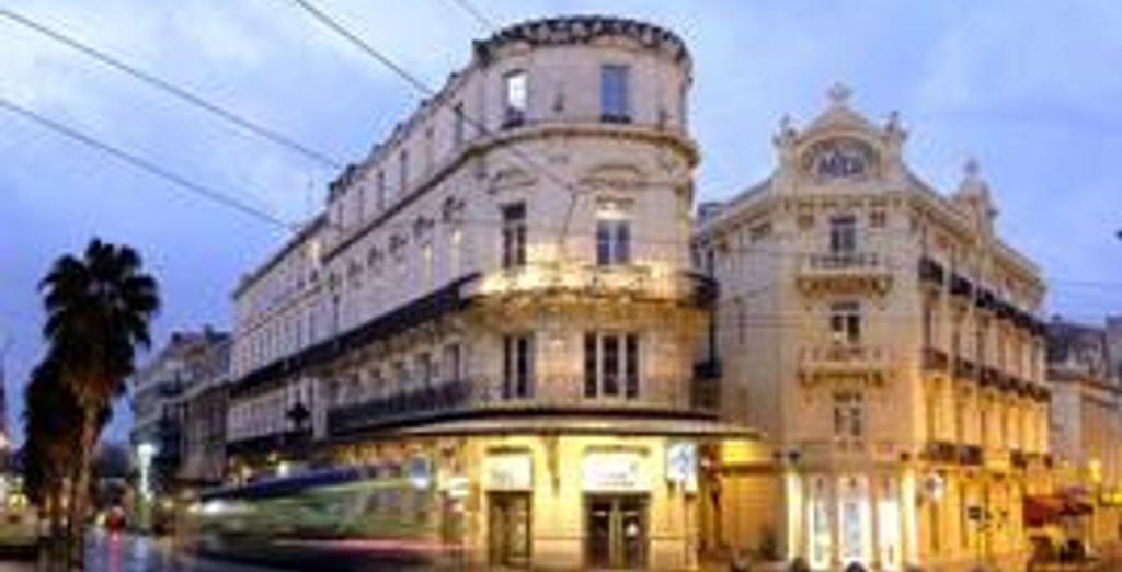 - New Hotel du Midi *** Montpellier