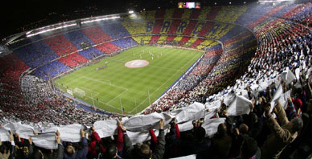 - Match Barcelone Vs Valencia CF + Hôtel Spa Senator Barcelona **** - Barcelone - Espagne Barcelone