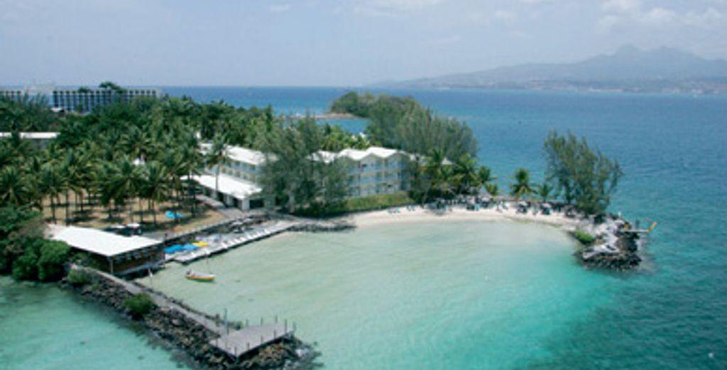 - Hôtel Carayou *** - La Pointe du Bout - Martinique Trois-Ilets