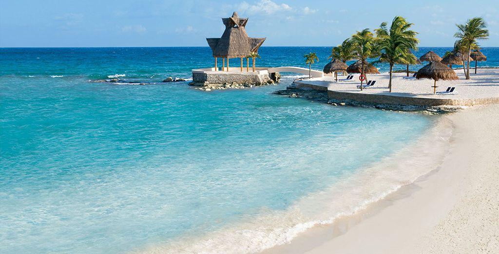 Réalisez vos rêves au Dreams Puerto Aventuras Resort & Spa 4* - Dreams Puerto Aventuras Resort & Spa 5* et Circuit Yucatan Puerto Aventuras