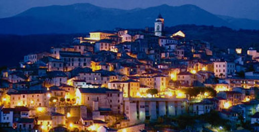 - Hotel Silva Splendid 4* - Fiuggi - Italie Fiuggi