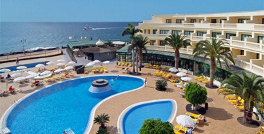 - Hôtel Iberostar Lanzarote **** - Playa Blanca - Lanzarote Lanzarote