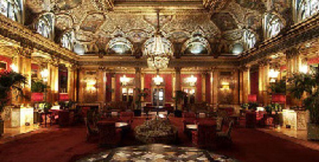 - Grand Hôtel Plaza **** - Rome - Italie Rome