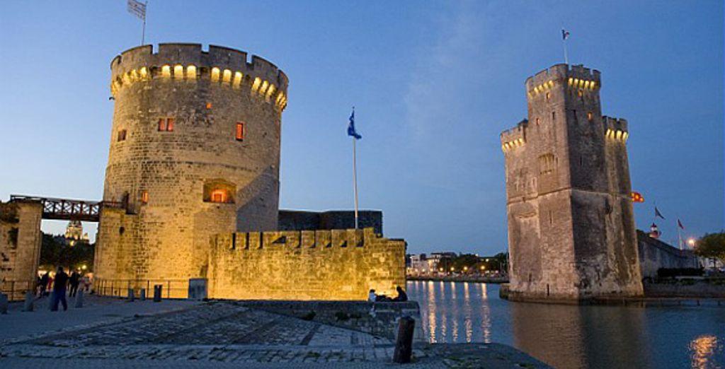 La Rochelle - Résidence Maeva Centre La Rochelle