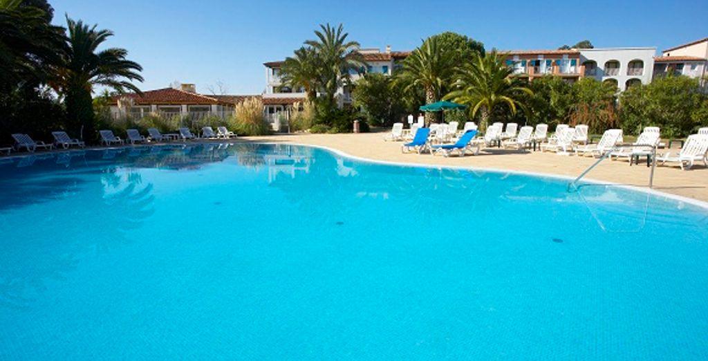 - Hôtel du Soleil de Saint Tropez *** - Port Grimaud - France Grimaud