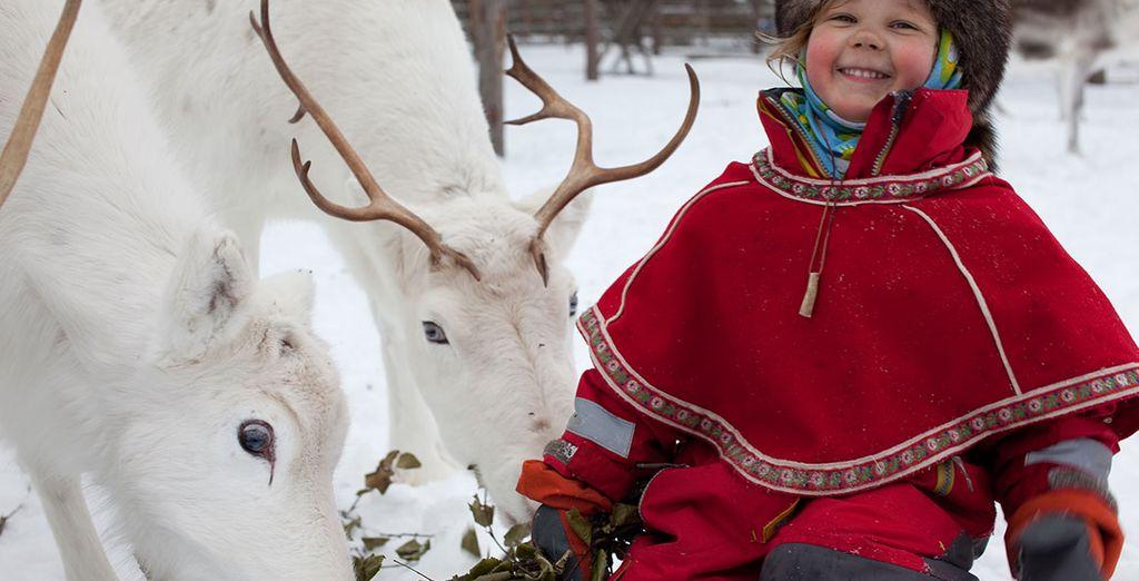 Au sein d'une culture polaire au coeur chaleureux