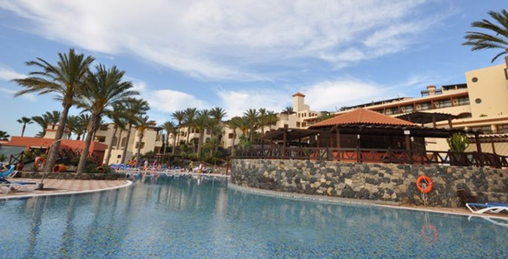 Une autre piscine du resort