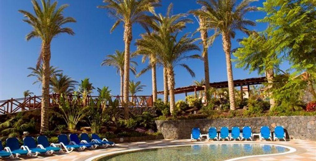 La piscine enfant - Hôtel Barcelo Jandia Resort **** Fuerteventura
