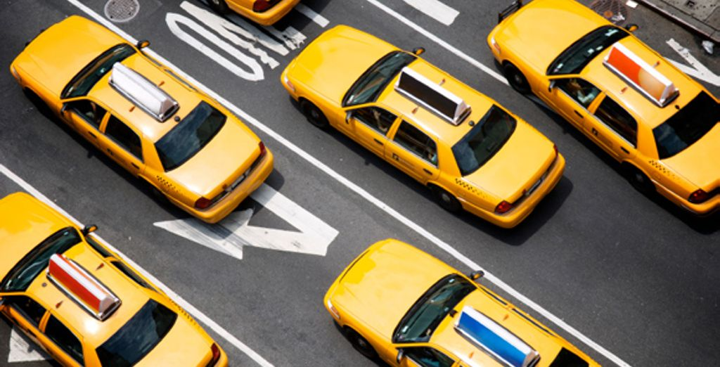 Les taxis new yorkais
