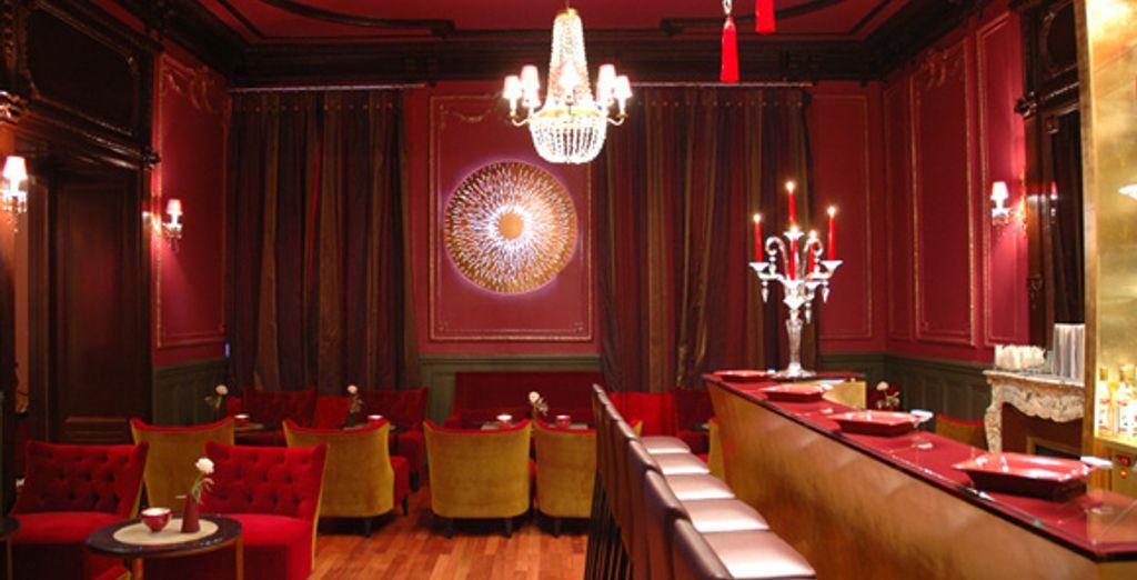 Le bar Nobel