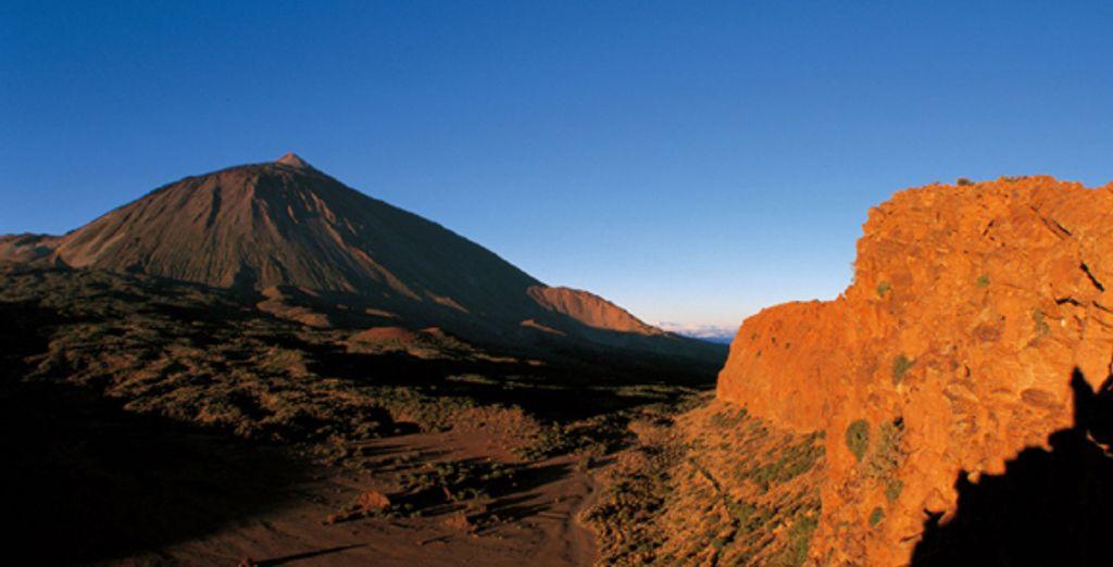 Le Parc National de Teide