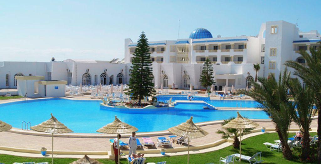 Vue d'ensemble - Ramada Liberty Resort **** Monastir