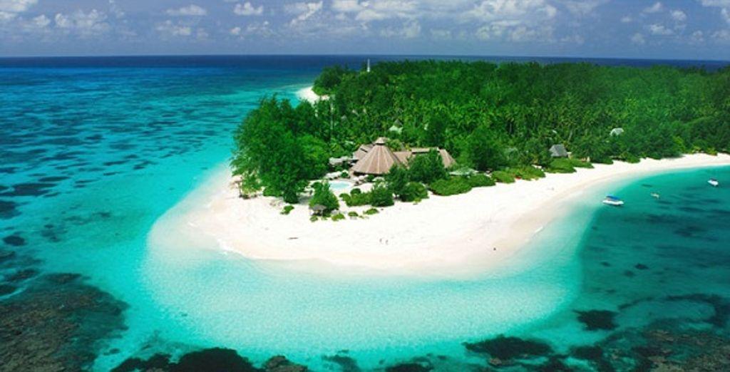 Vous êtes aux Seychelles !