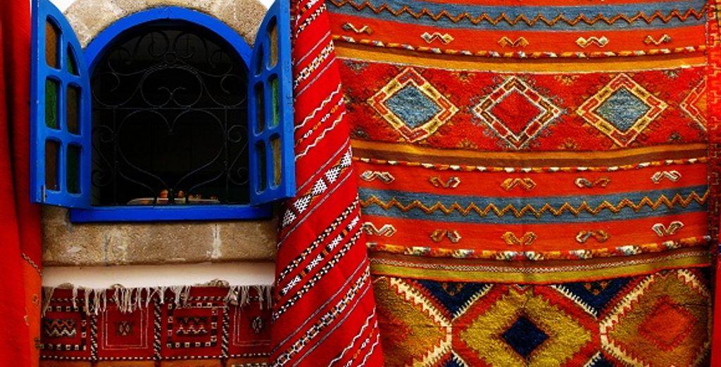 Essaouira, la cité de l'artisanat