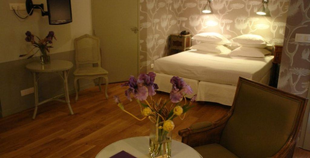Découvrez Rennes dans un hôtel de charme - Hôtel Lecoq Gadby **** Rennes