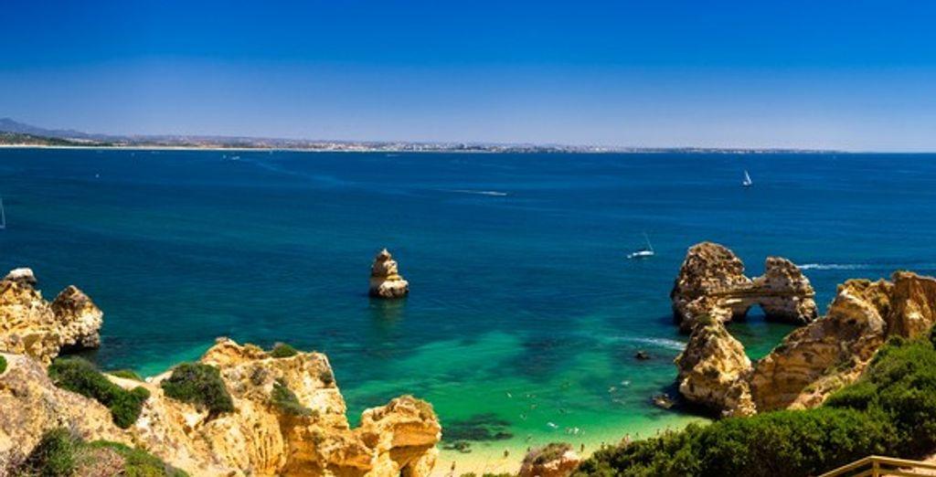 Laissez-vous charmer par les paysages côtiers - Le Méridien Penina Resort & Spa **** Portimao