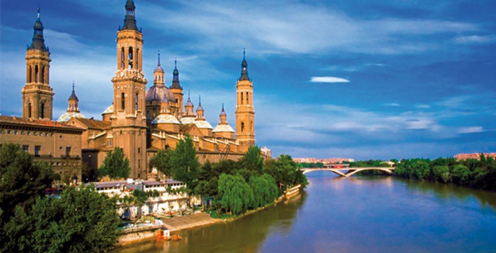 Direction la Catalogne en passant par Zaragoza