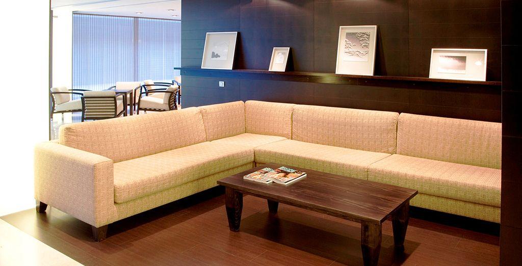 Votre hôtel est un concentré de modernité et d'élégance