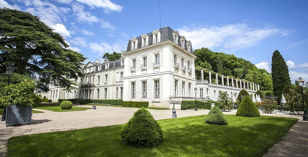 Hôtel Château de Rochecotte 4*
