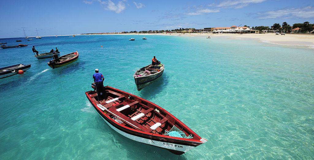 Bon voyage au Cap Vert !