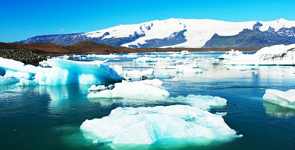 Laissez-vous séduire par les charmes de l'Islande... - Circuit Islande Escapade hivernale 4* Reykjavik