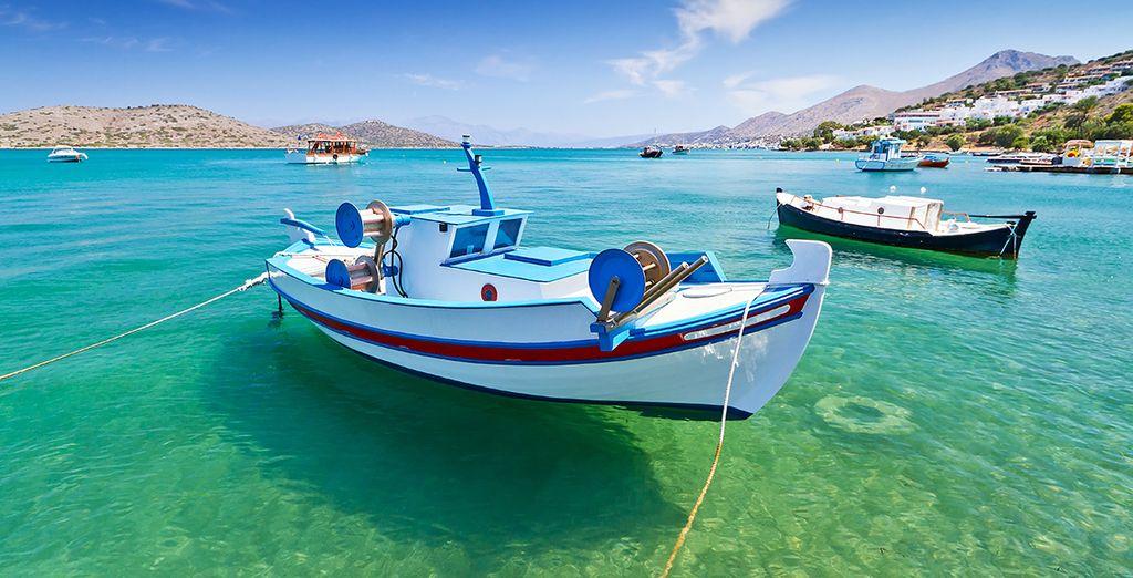 La Crète n'attend plus que vous ! C'est le moment !