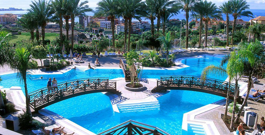 Bienvenue au Melia Jardines Del Teide ! - Hôtel Melia Jardines Del Teide 4* Tenerife