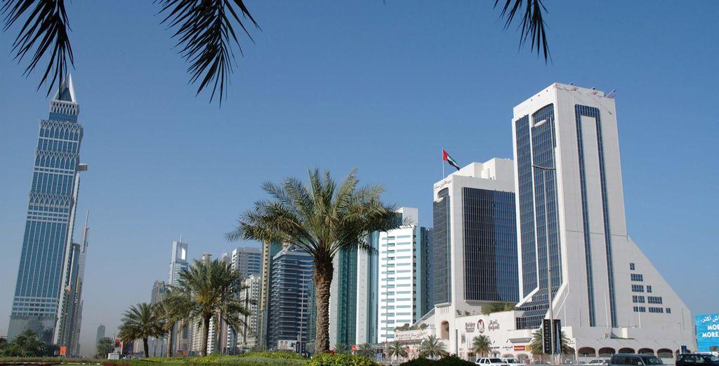 De l'incomparable Dubaï
