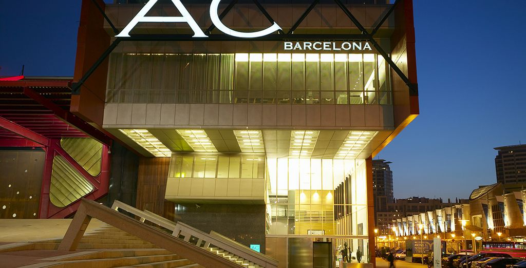 Un établissement avant-gardiste... -  AC Barcelona Forum by Marriott 4* Barcelone