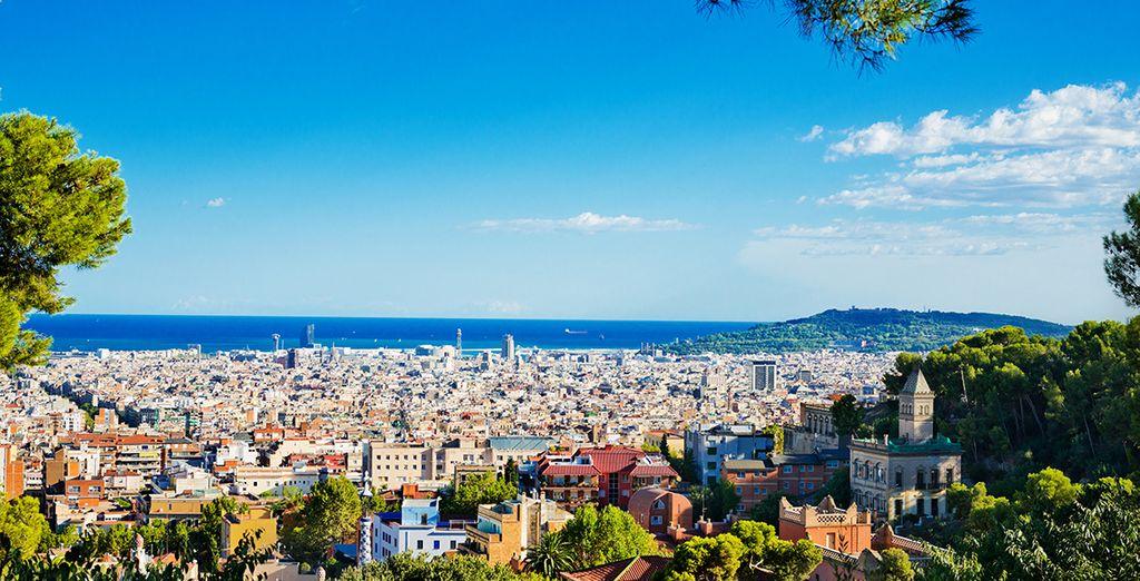 Entre mer & montagnes, Barcelone vous promet de belles surprises !