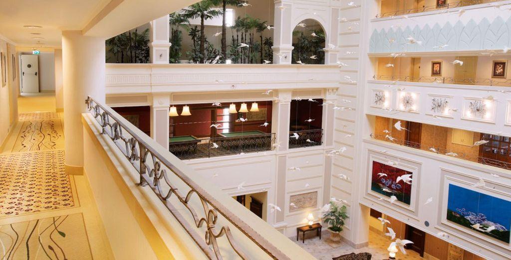 Un imposant 5* récemment révoné... - Merit Park Hotel & Casino Kyrenia