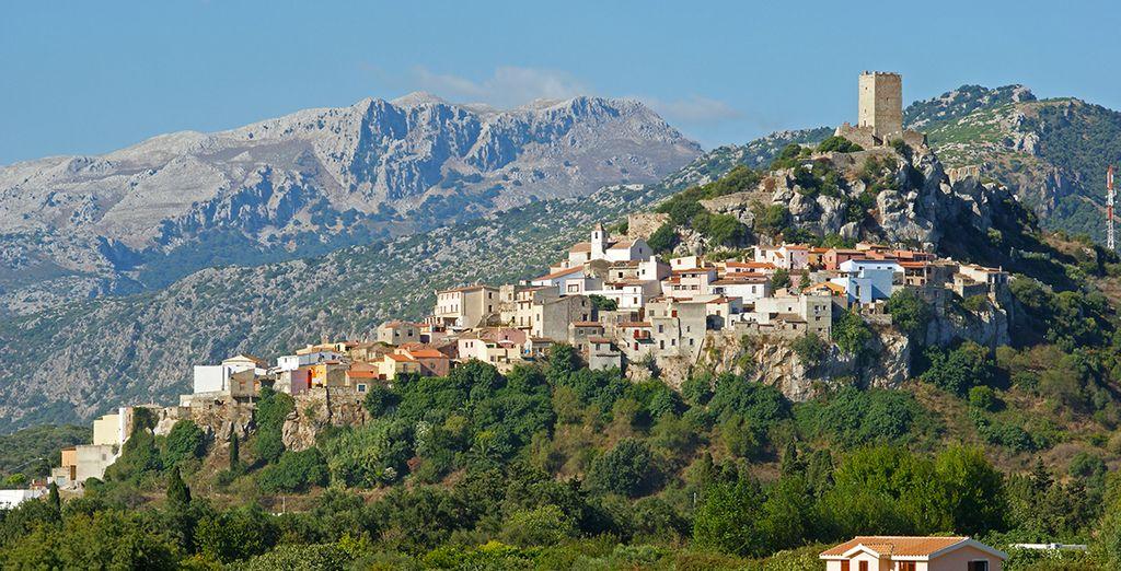 Les villages pittoresques...