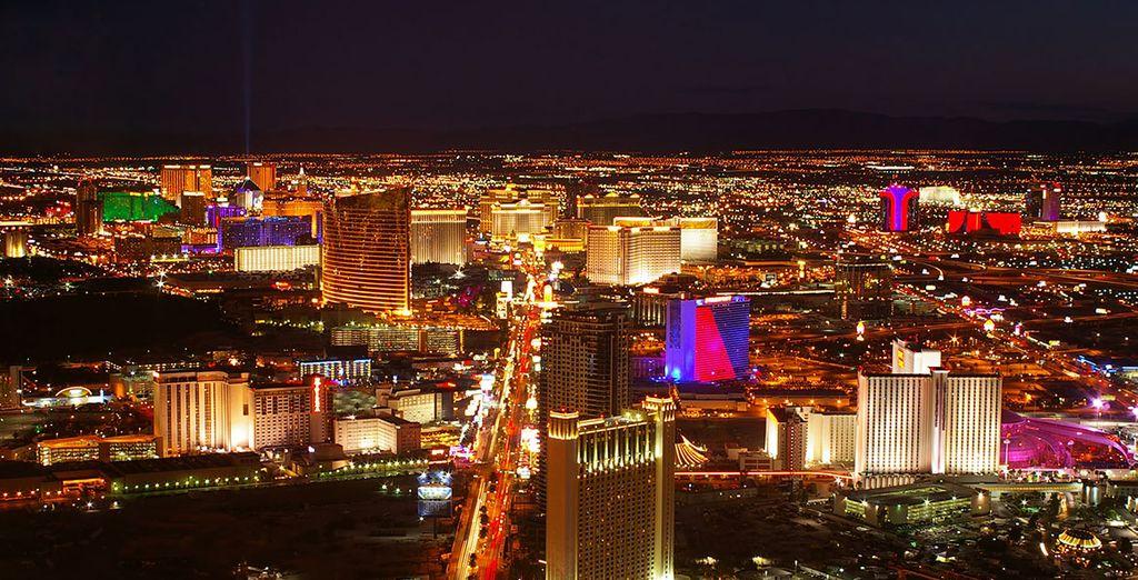 La déjantée Las Vegas...