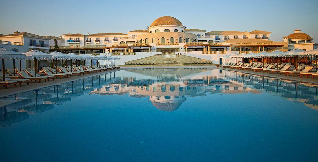 Il est temps pour vous de lâcher prise... - Mitsis Hôtel Laguna Resort & Spa 5* Anissaras