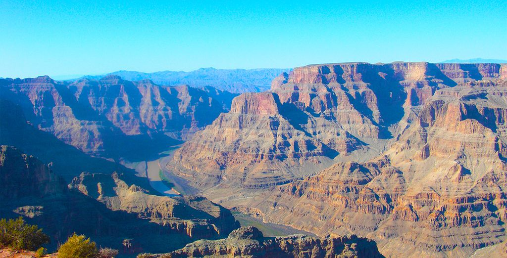 Le Grand Canyon vous attend...