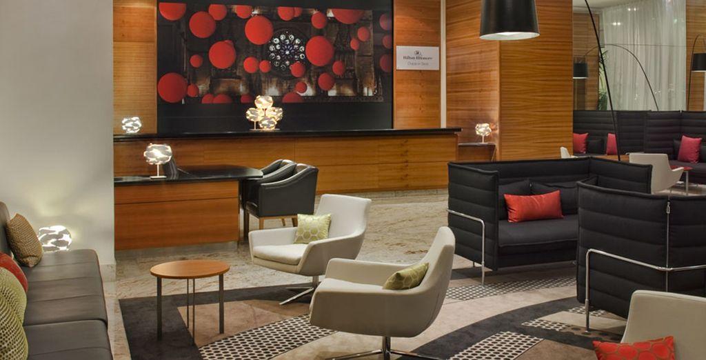 Hôtel Hilton Lyon 4*