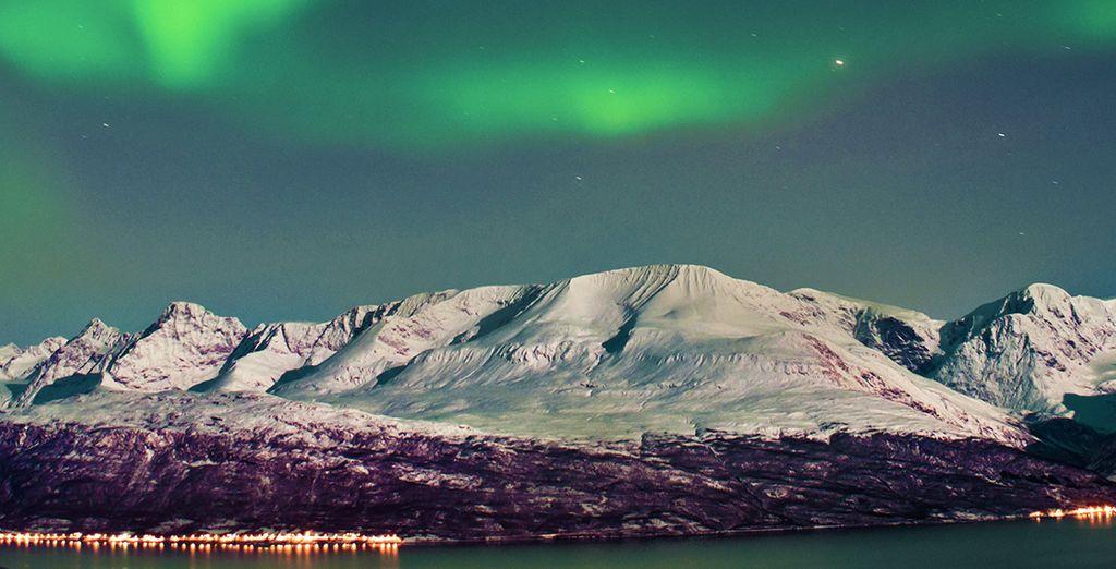 ... et peut-être même d'étonnantes aurores boréales