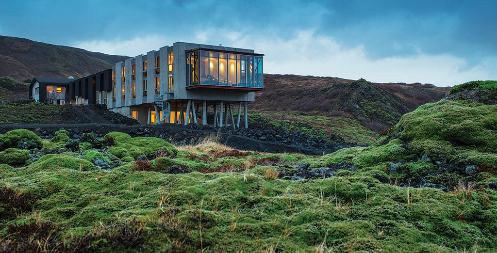 Profitez de cet excellent point de départ pour découvrir l'Islande...