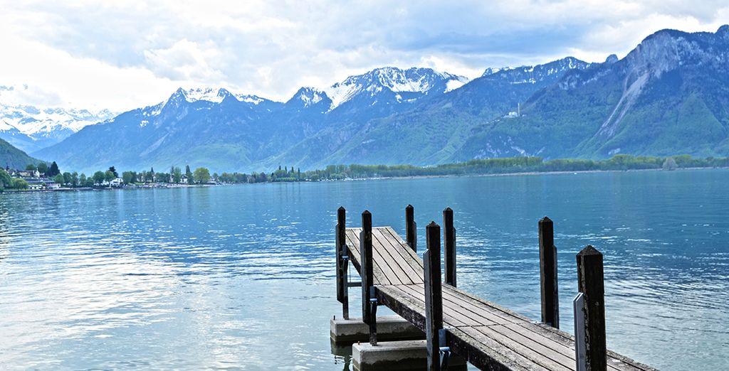 Le Lac Léman vous attend