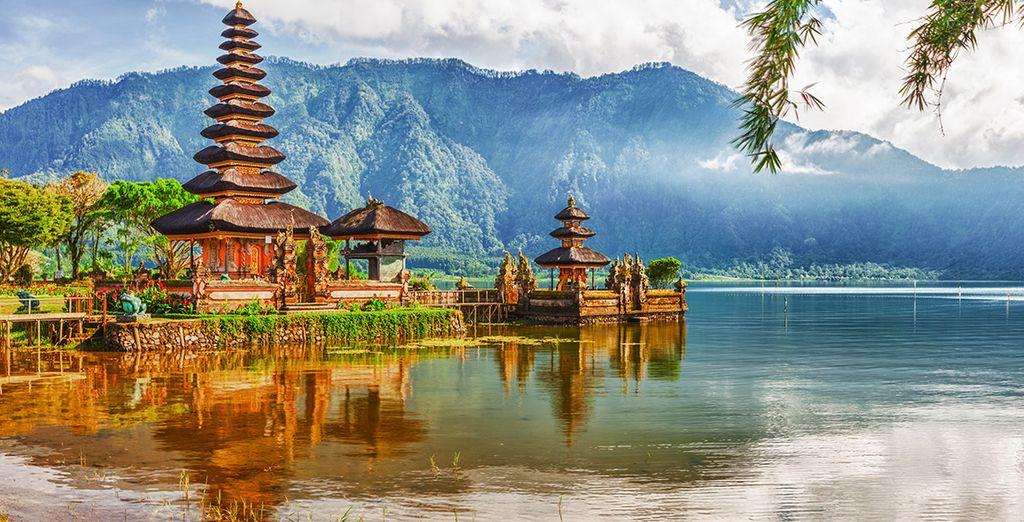Découvrez la beauté de Bali