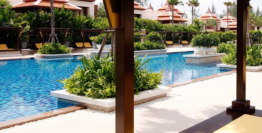 Evadez-vous en Thaïlande, dans ce 5* idéalement situé à Phuket
