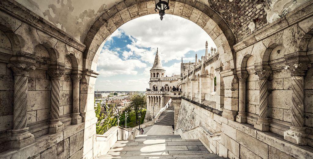 Et rejoindrez aisément les monuments culturels et historiques de la ville